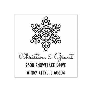 Flocon de neige | de Deco personnalisé vacances