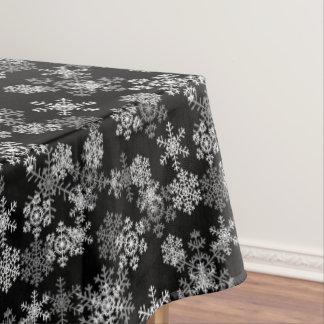 """Flocons de neige de la nappe """"52x70"""""""