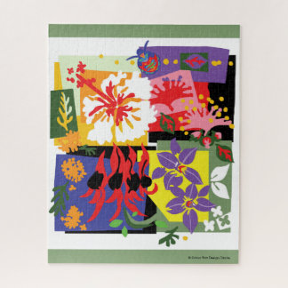 Flora - puzzle