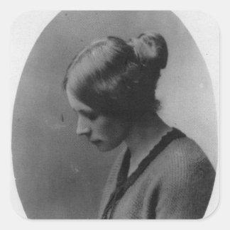 Flora Thompson Autocollant Carré
