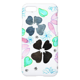 floral aloha coque iPhone 7