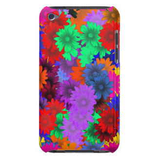 Floral multicolore coque iPod touch Case-Mate