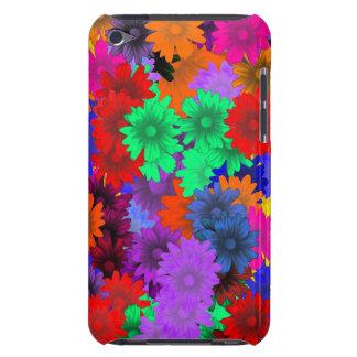 Floral multicolore étui barely there iPod
