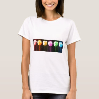 Floralies de TULIPE : CADEAU à bas prix de l'art T-shirt