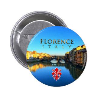 Florence - Ponte Vecchio Badge