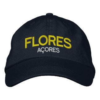 Flores Açores a brodé le casquette