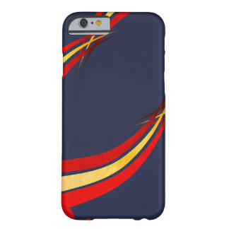 Flourish classique moderne chaud coque barely there iPhone 6