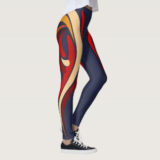 Flourish classique moderne chaud leggings