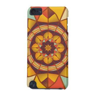 Flourish géométrique multicolore coque iPod touch 5G