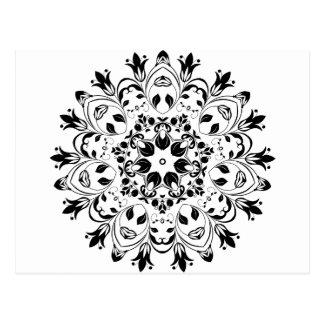 Flourishing-Floral-Design-800px Carte Postale