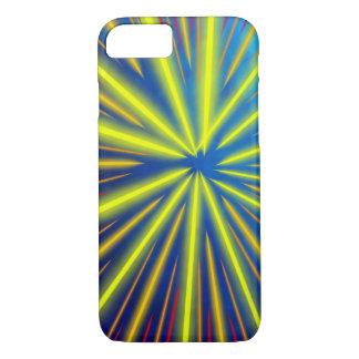 Flow3 rayonnants - Coque iphone d'Apple