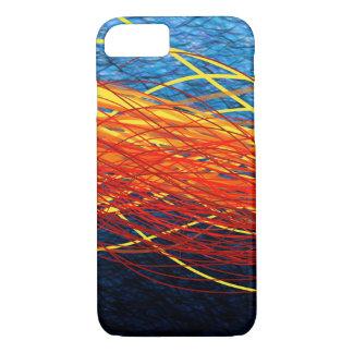 Flow4 rayonnants - Coque iphone d'Apple