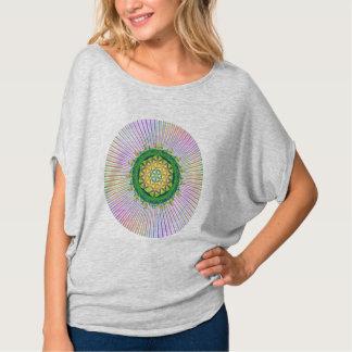 Flower power de DES Lebens de la vie/Blume T-shirts