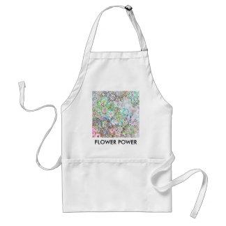 FLOWER POWER TABLIER