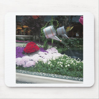 FLOWERS LadyBug Butterfly Garden Winner INTERIORS Mouse Pad