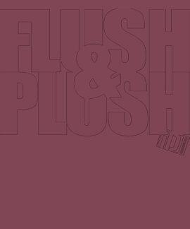 FLUSH&PLUSH T-SHIRTS