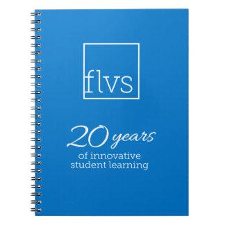 FLVS 20 ans de carnet
