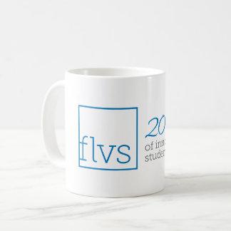 FLVS 20 ans de tasse