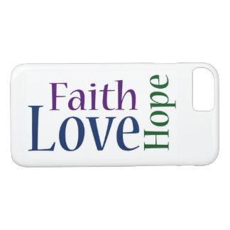 Foi, espoir et amour : 1 13h13 de Corinthiens Coque iPhone 8/7