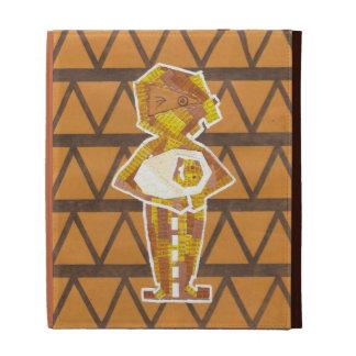 Folio de Je-Protection de maman de maman Étui iPad Folio