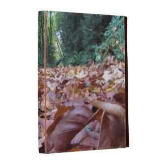 """Folio d'iPad de Caseable """"de traînée d'automne"""" Coque Folio iPad"""