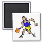 fonctionnement de joueur de basket magnets