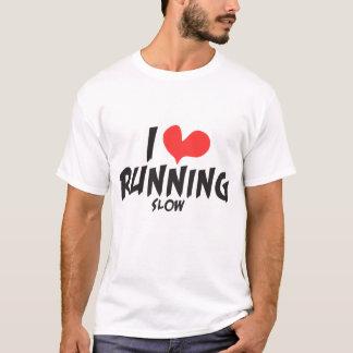 Fonctionnement drôle de coeur d'I (amour) LENT T-shirt
