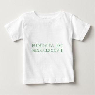 Fondé 1888 t-shirts