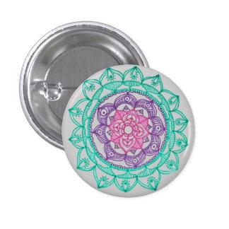 Fondre le Pin de mandala par Megaflora Badges