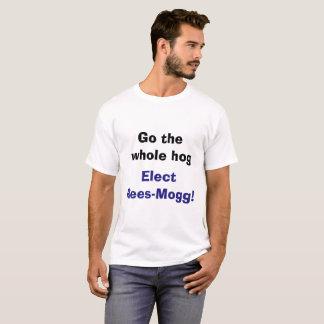 Font le maximum - élisez le T-shirt de Rees-Mogg