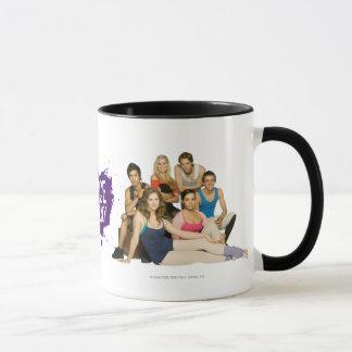 Fonte d'académie de danse mug