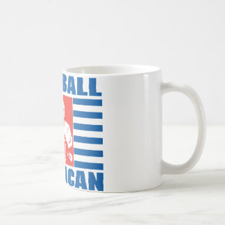 Football américain mug