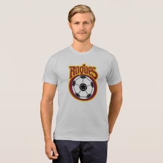 Football de rétro de Memphis des escrocs chanson T-shirt