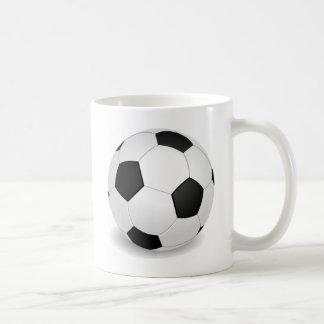 Football - Soccer Ball Mug
