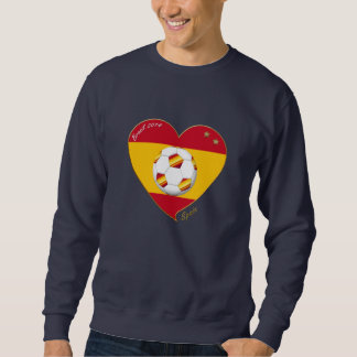 FOOTBALL «SPAIN» Spanish Soccer Team FOOTBALL ES Sweatshirt