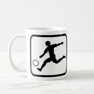 Footballer pro mug