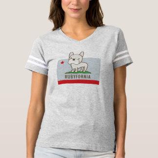 Footballer T de Rubyfornia T-shirt
