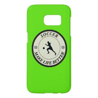 Footballeur Coque Samsung Galaxy S7