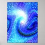 Force bleue affiche
