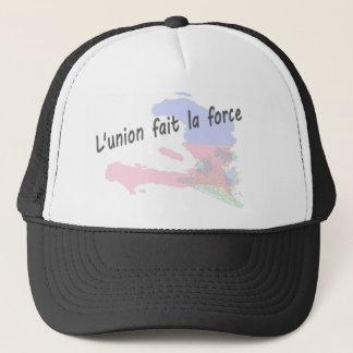 Force de La de fait du Haïti - du L'union Casquette