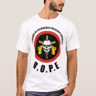 Force de police spéciale de BOPE Tropa De Elite T-shirt