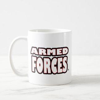 Forces armées ; Tasses de tout-style de