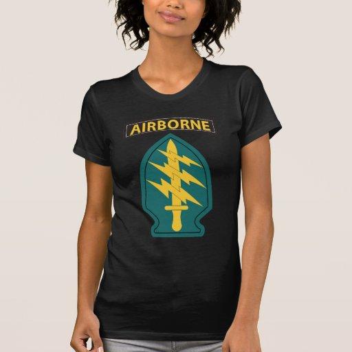 Forces spéciales - aéroportées t-shirts