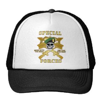 Forces spéciales casquettes de camionneur