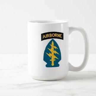 Forces spéciales d'armée - tasse de bérets verts