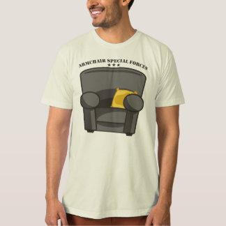 Forces spéciales de fauteuil t-shirts