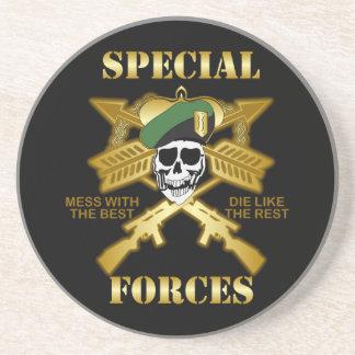 Forces spéciales dessous de verres