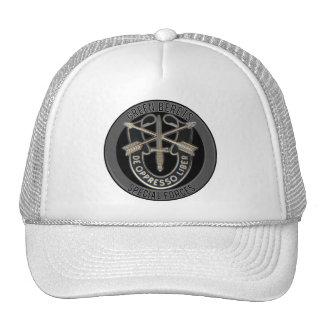 Forces spéciales gigaoctet casquette