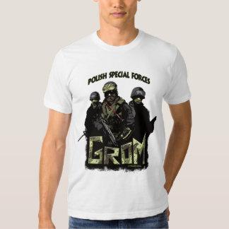 Forces spéciales polonaises GROM T-shirt