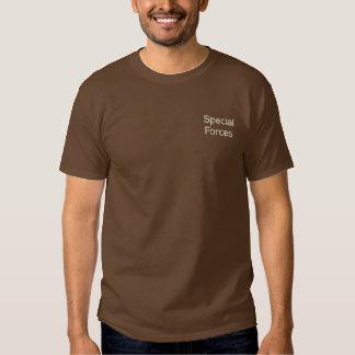 Forces spéciales  t-shirt brodé